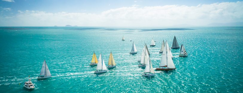 Airlie Beach Race Week, sailing Whitsundays