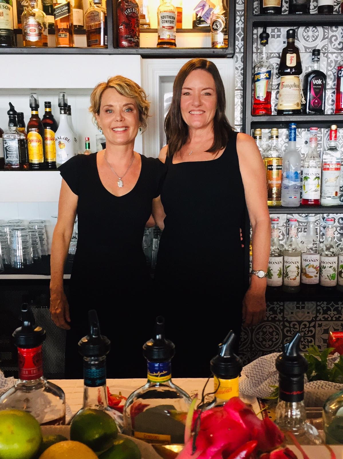 Local Sisters are New Managers of The Garden Bar